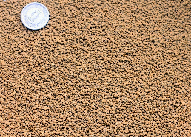 ■茨城産硬質赤玉土 極小粒 16L/9袋セット(約100kg)